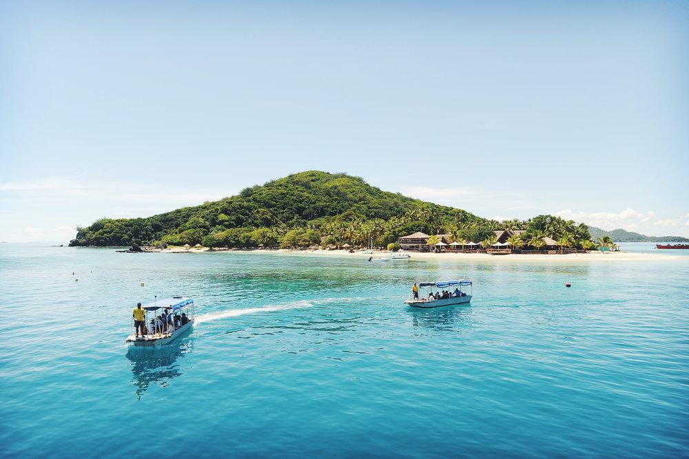 Fidzi, saari, maisema