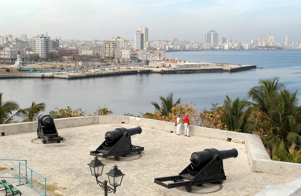 Kuuba, Havanna, näkymät