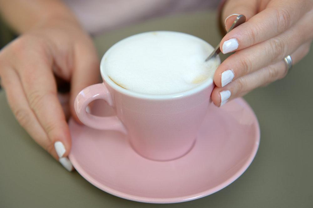 Kahvikuppi, Vilna