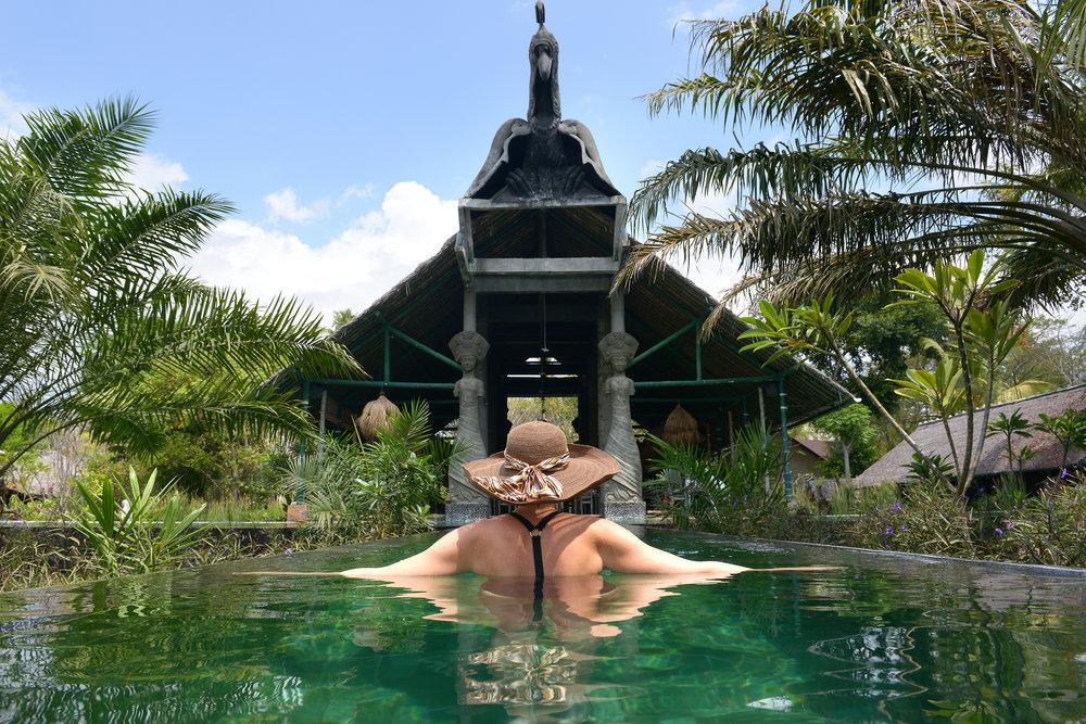 Lombok, hotelli, Tugu