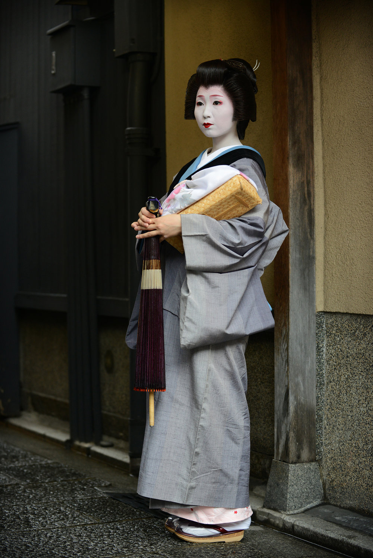 Kioto, Geisha, Gion