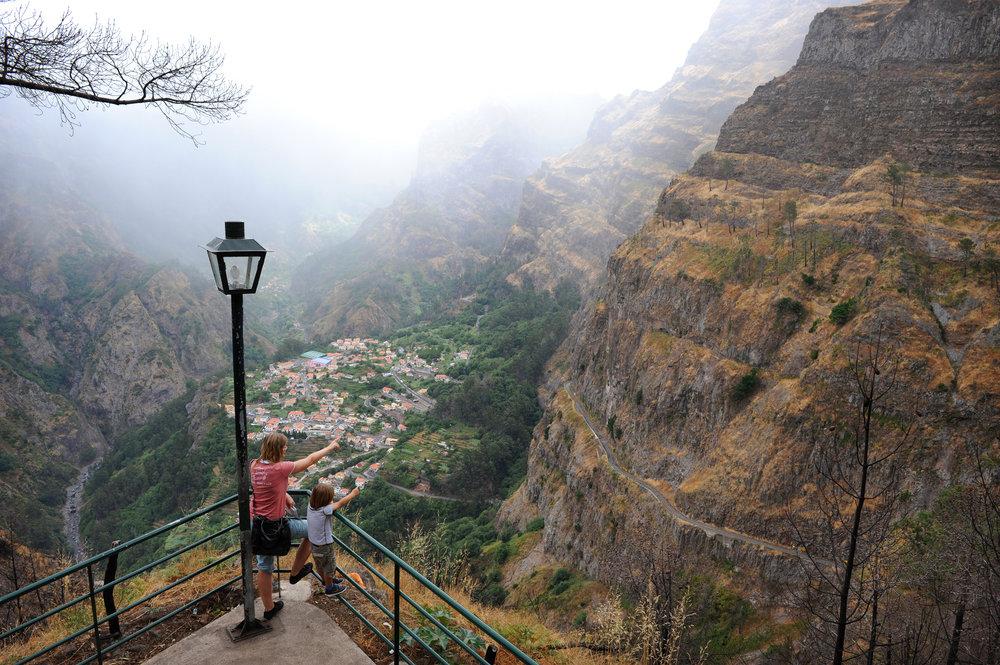 Madeira, luonto