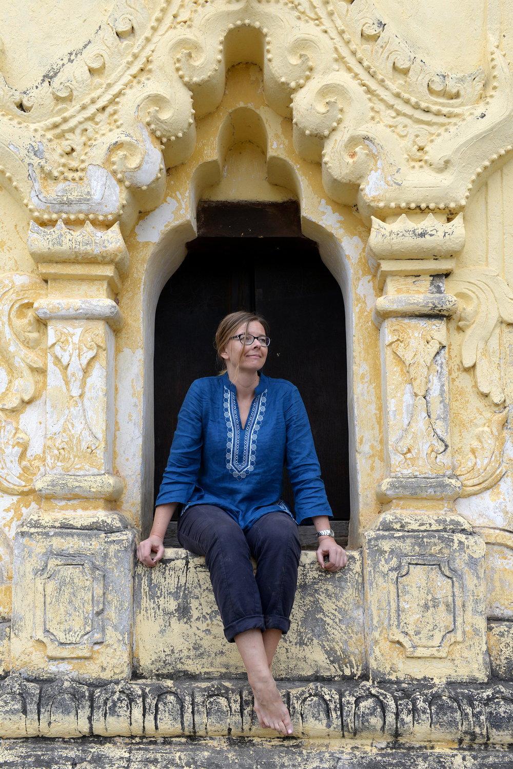 Mira, temppeli, Myanmar, Burma