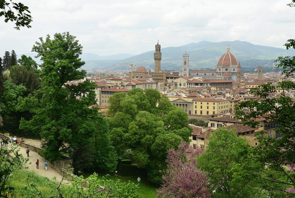 Italia, Firenze, Toscana, puisto