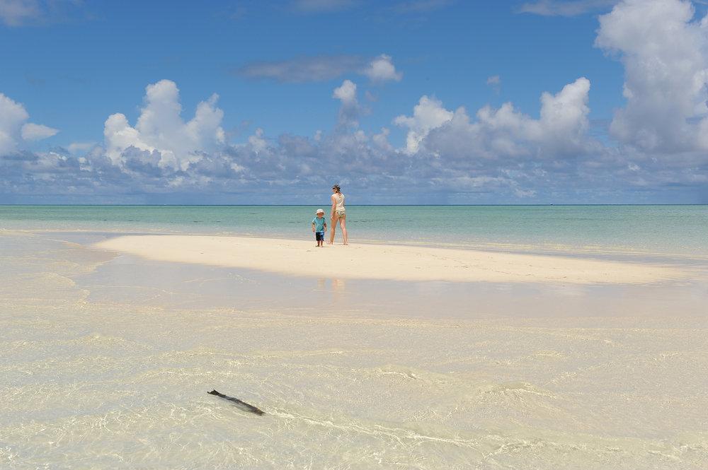 Fidzi, Fiji, Tyynimeri, paratiisiranta