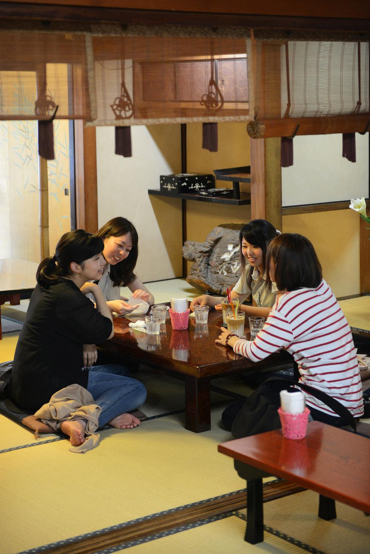 Japani, Nara, Kansai, Cherry Spoon Cafe, kahvila