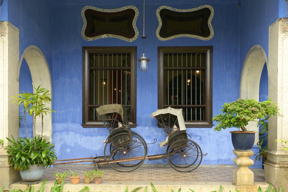 Penang, vanhakaupunki, Malesia