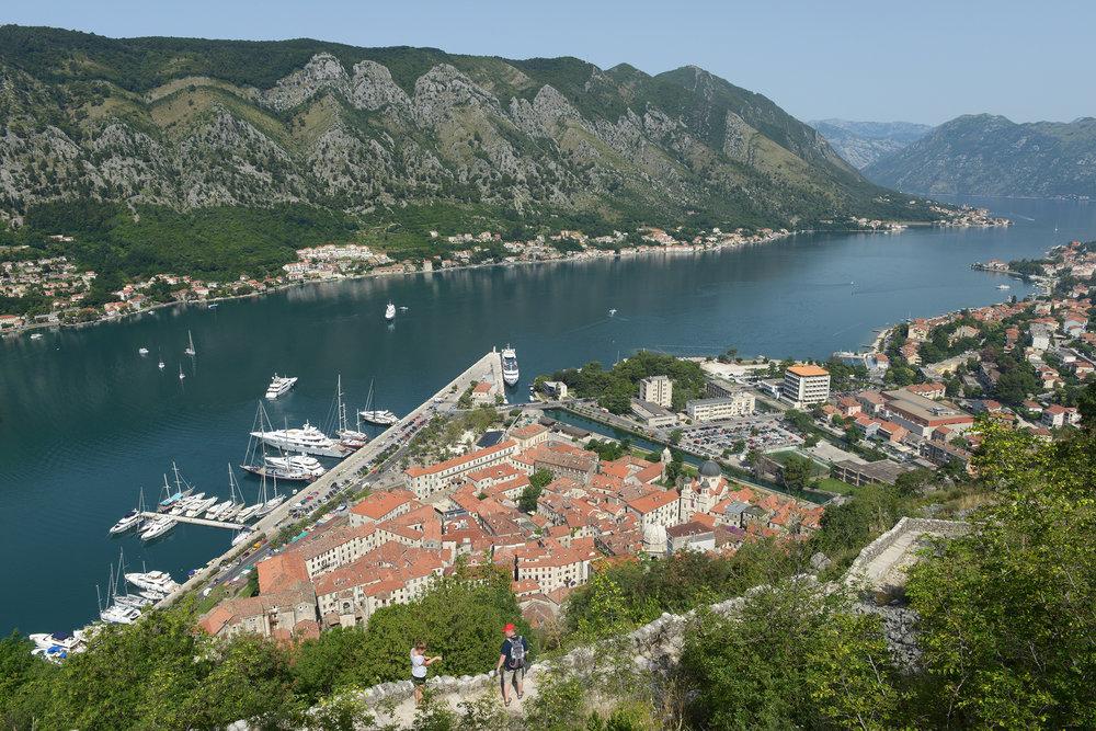 Kotorinlahti, Montenegro, Kotor