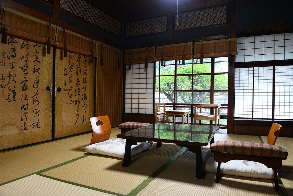 Japani, ryokan, majatalo