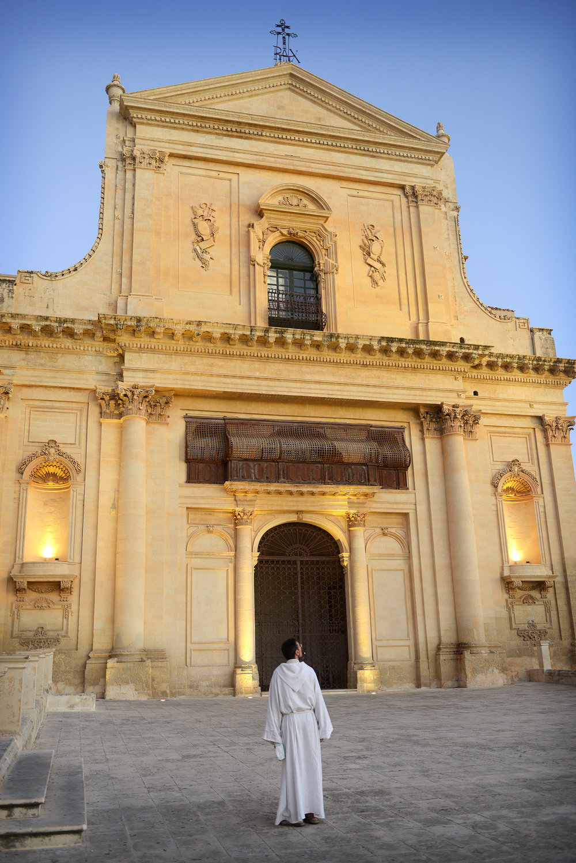 Kirkko, Sisilia, Italia