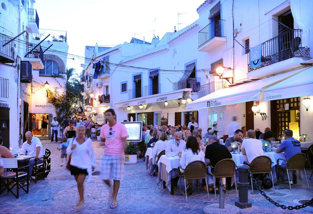 Ibiza, vanhakaupunki