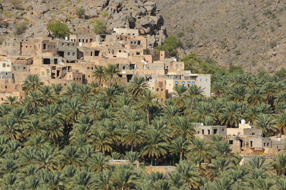 Oman, Arabian niemimaa, Misfat