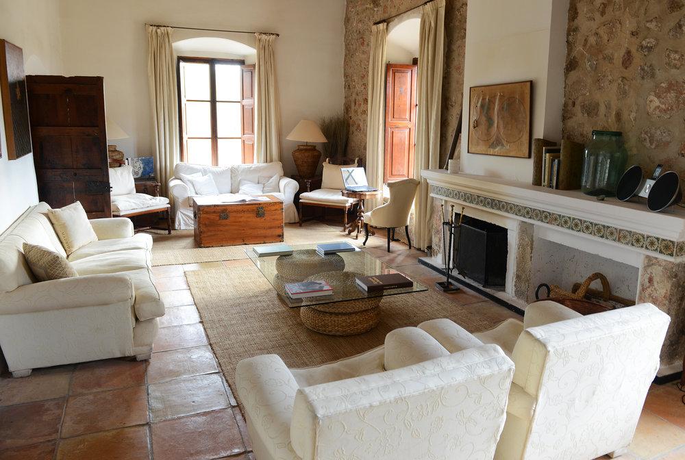 Mallorca, Espanja, Baleaarit, maaseutuhotelli, Tramuntana-vuoristo, Valldemossa, Hotel Mirabo