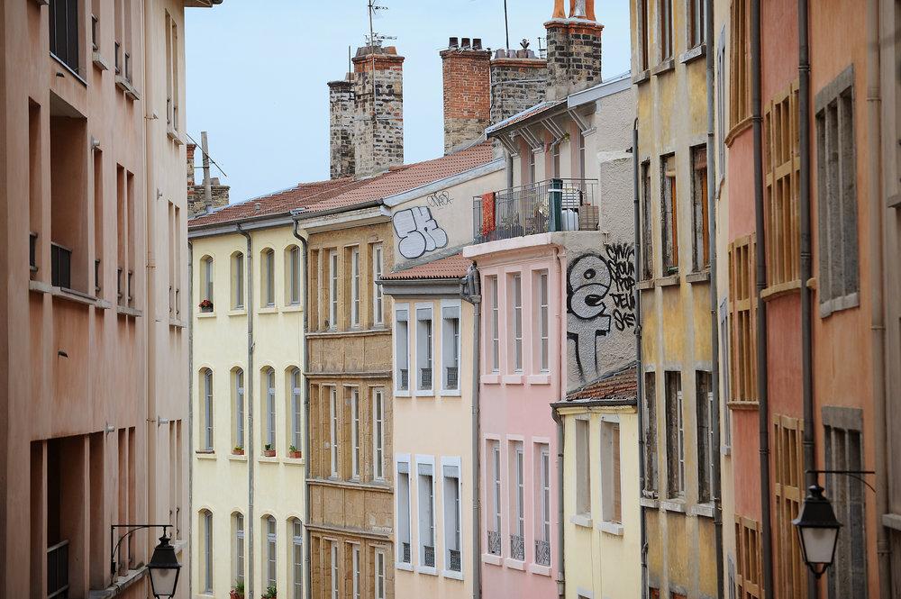 Lyon, Ranska, Croix Rousse