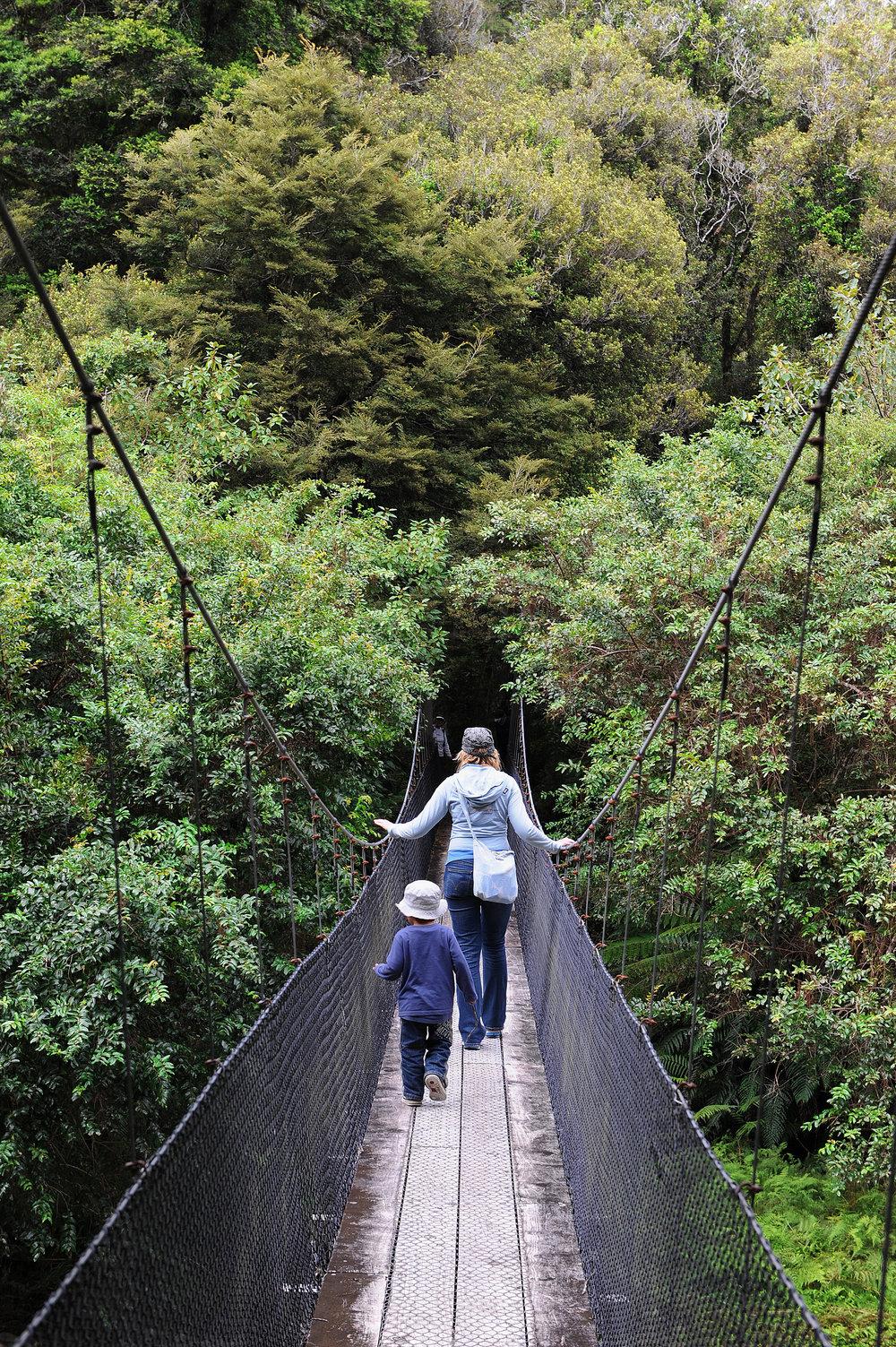 Uusi-Seelanti, silta