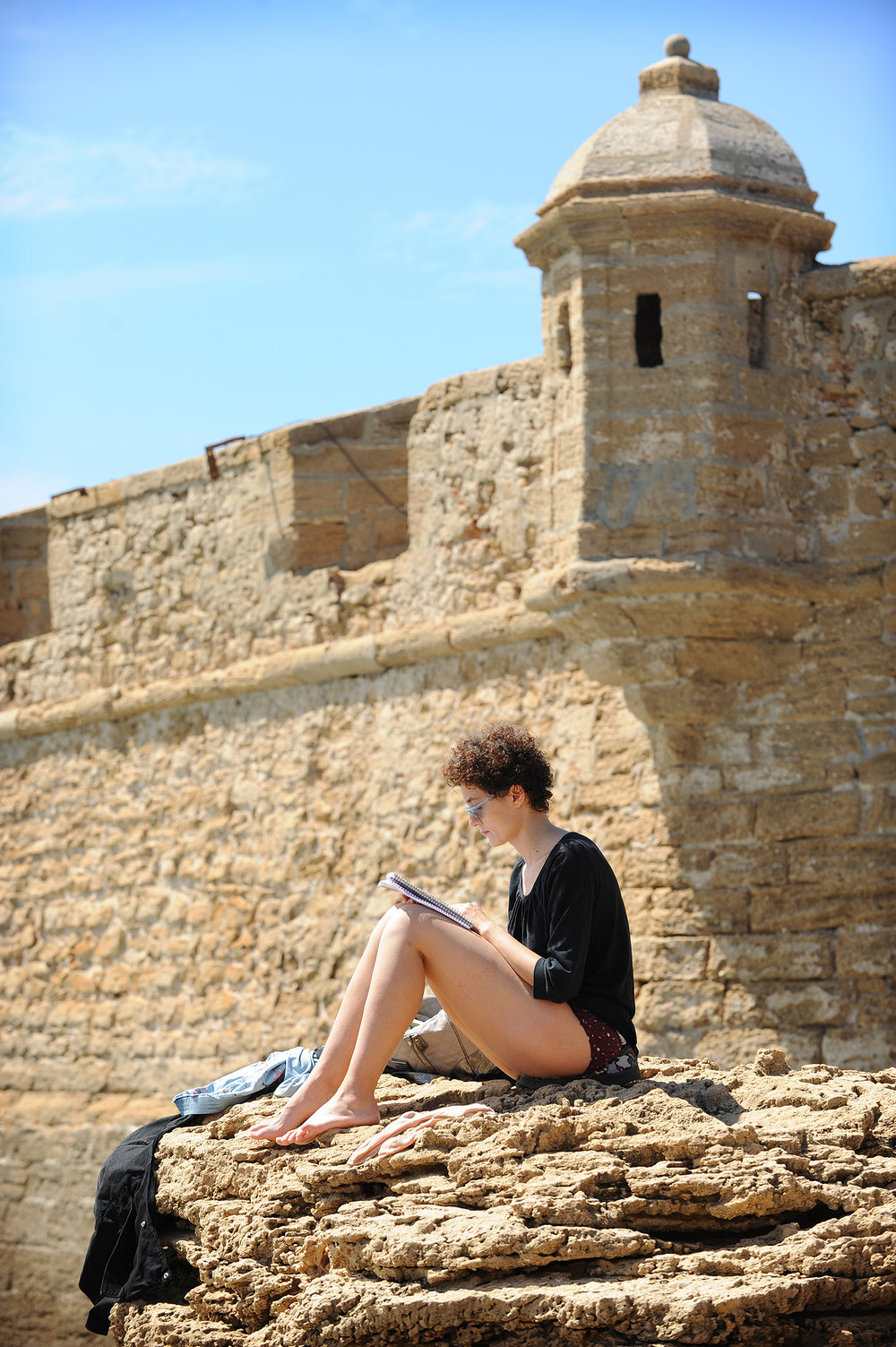 Cadiz, linnoitus