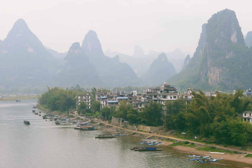 Kiina, Xingping, Li-joki