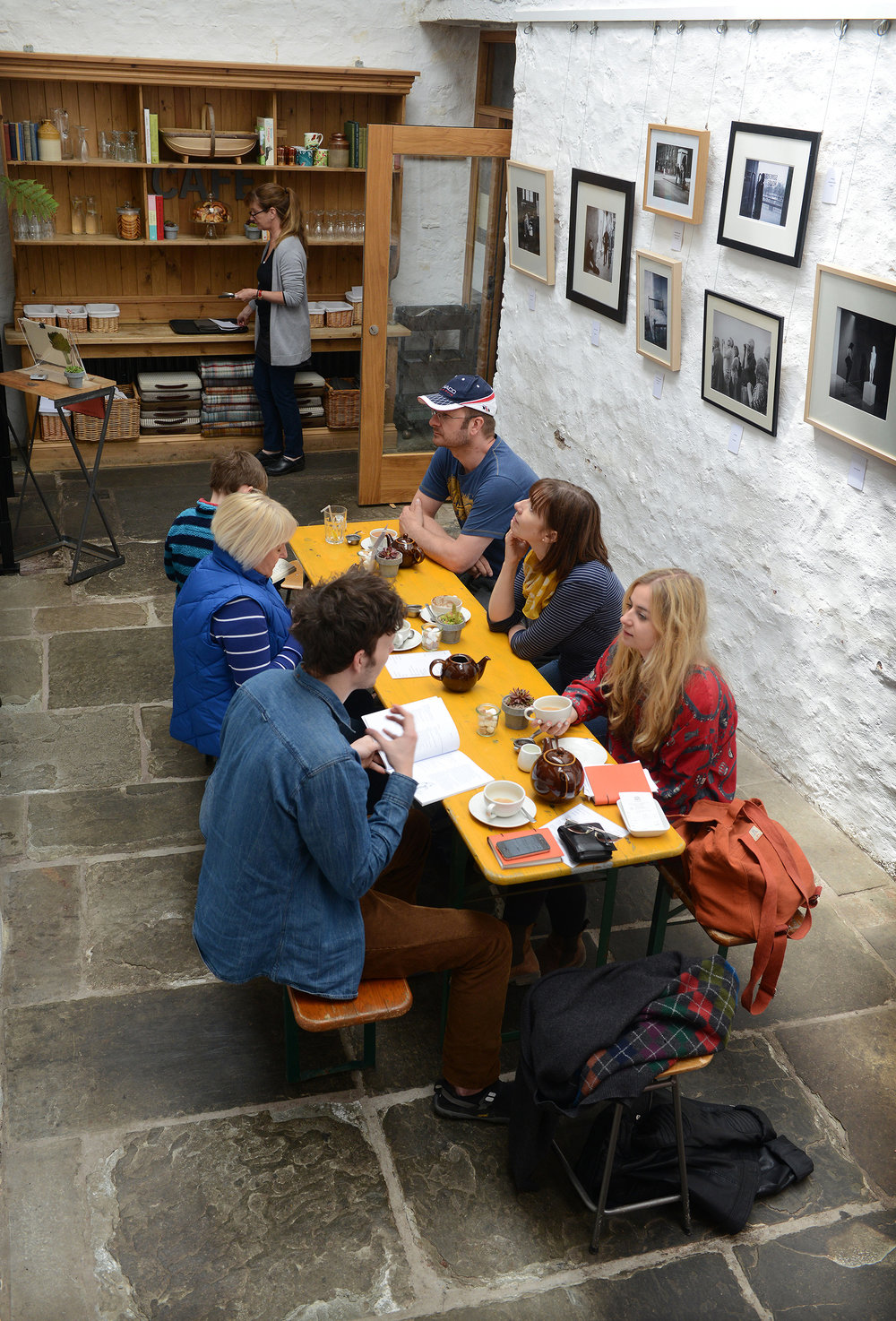 Wales, Iso-Britannia, Hay-on-Wye, Richard Booth's Bookshop