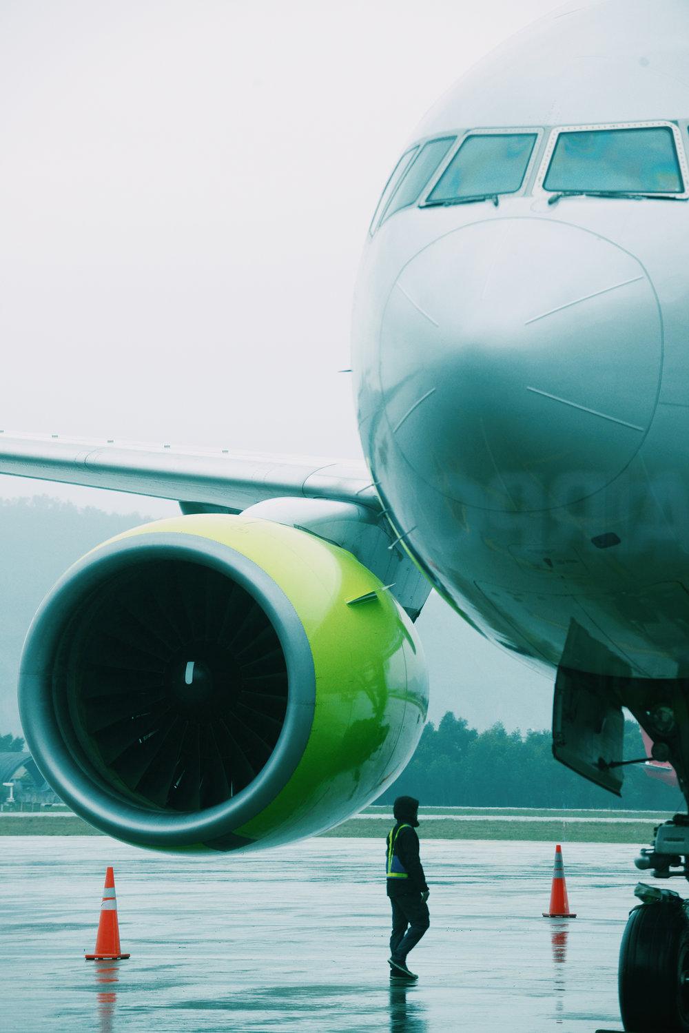 Lentokone, lentomatka