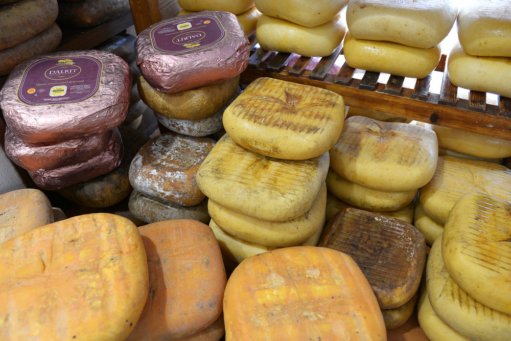 Menorca, Espanja, Baleaarit, juusto