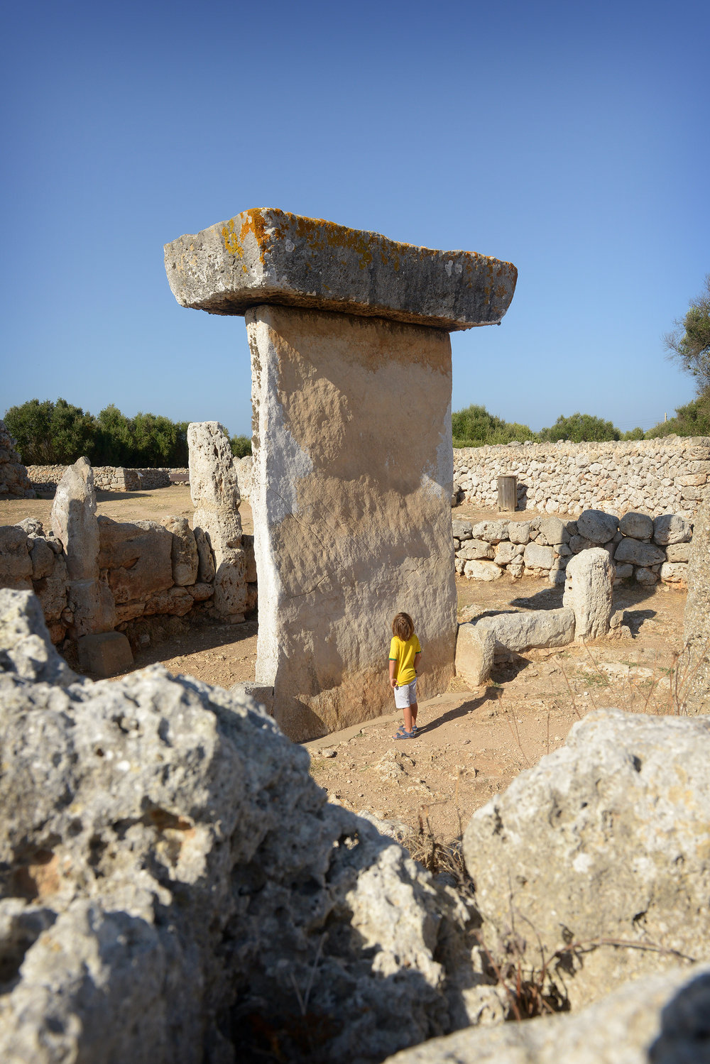 Menorca, Espanja, talayot