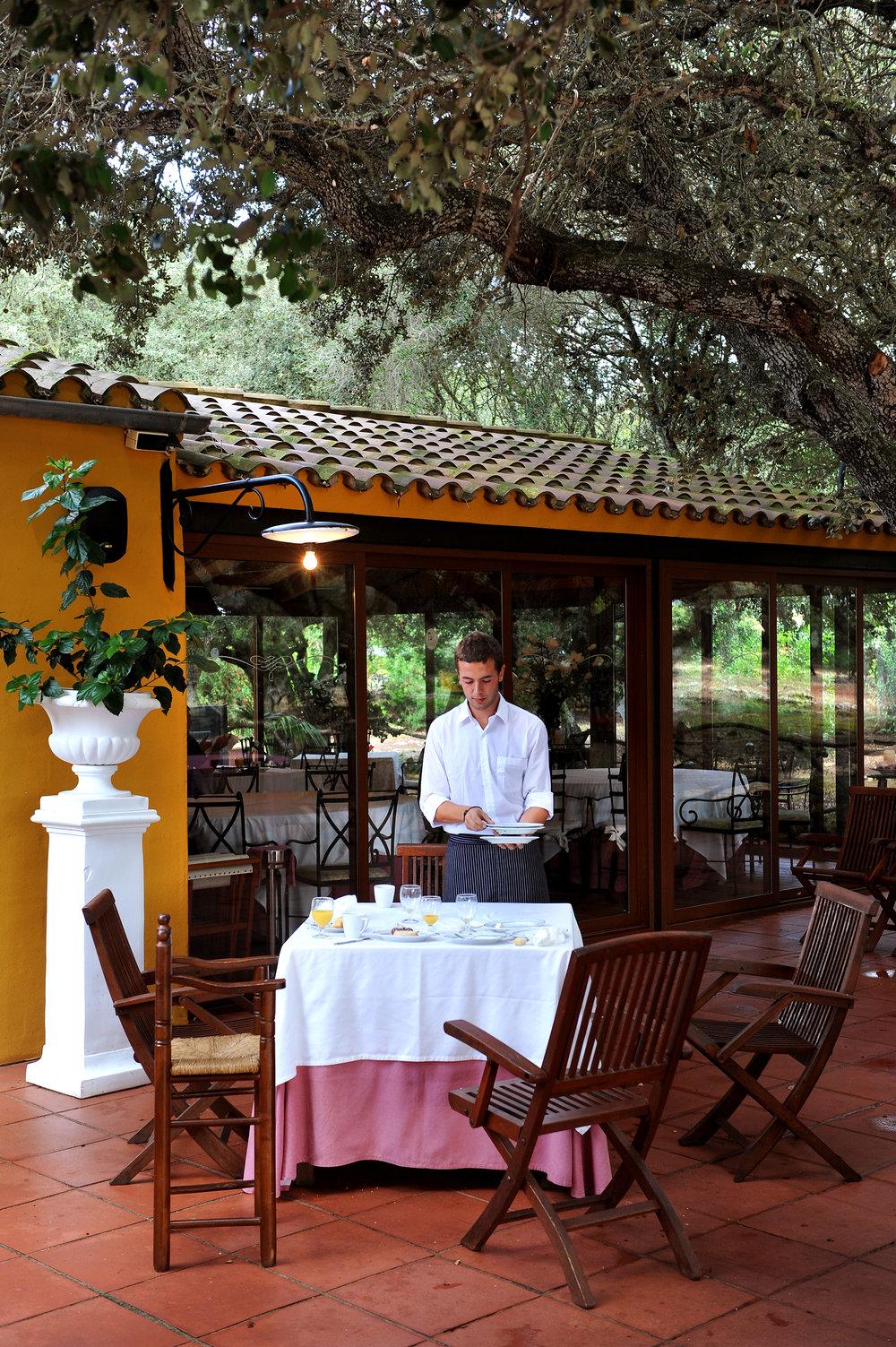Menorca, Baleaarit, Espanja, ravintola