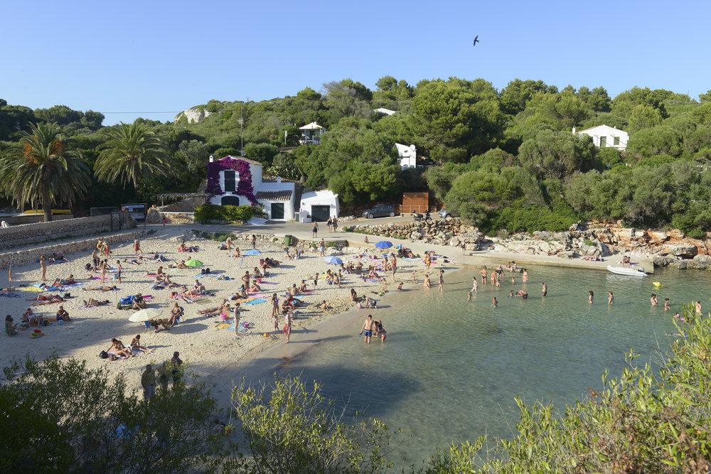 Menorca, Espanja, Binissafuller