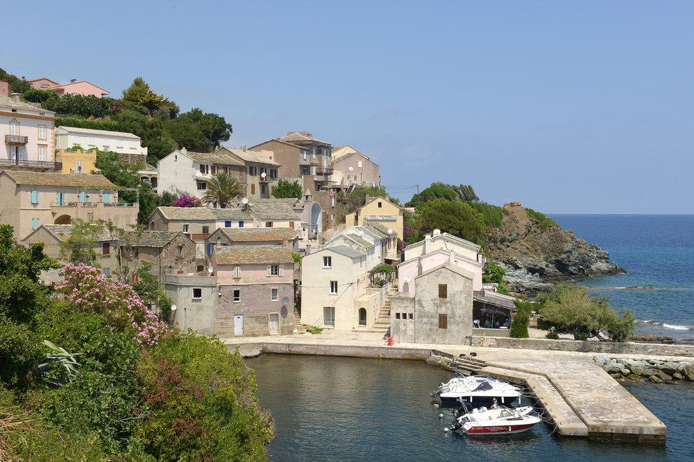 Korsika, Ranska, Cap Course, Porticciolo