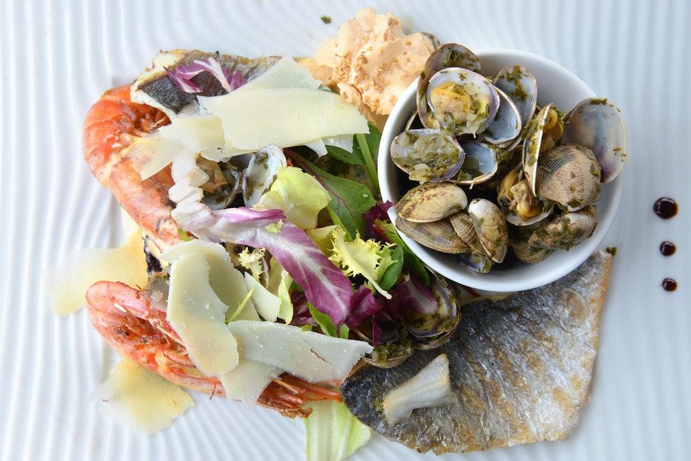 Korsika, Ranska, ruoka