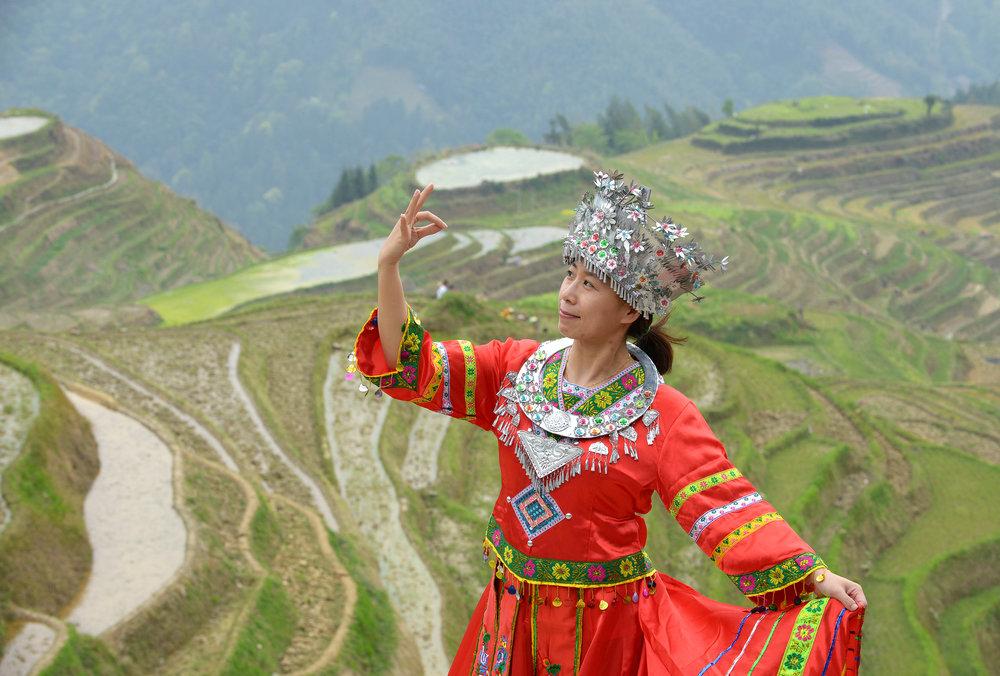Perinneasu, Kiina, Longji