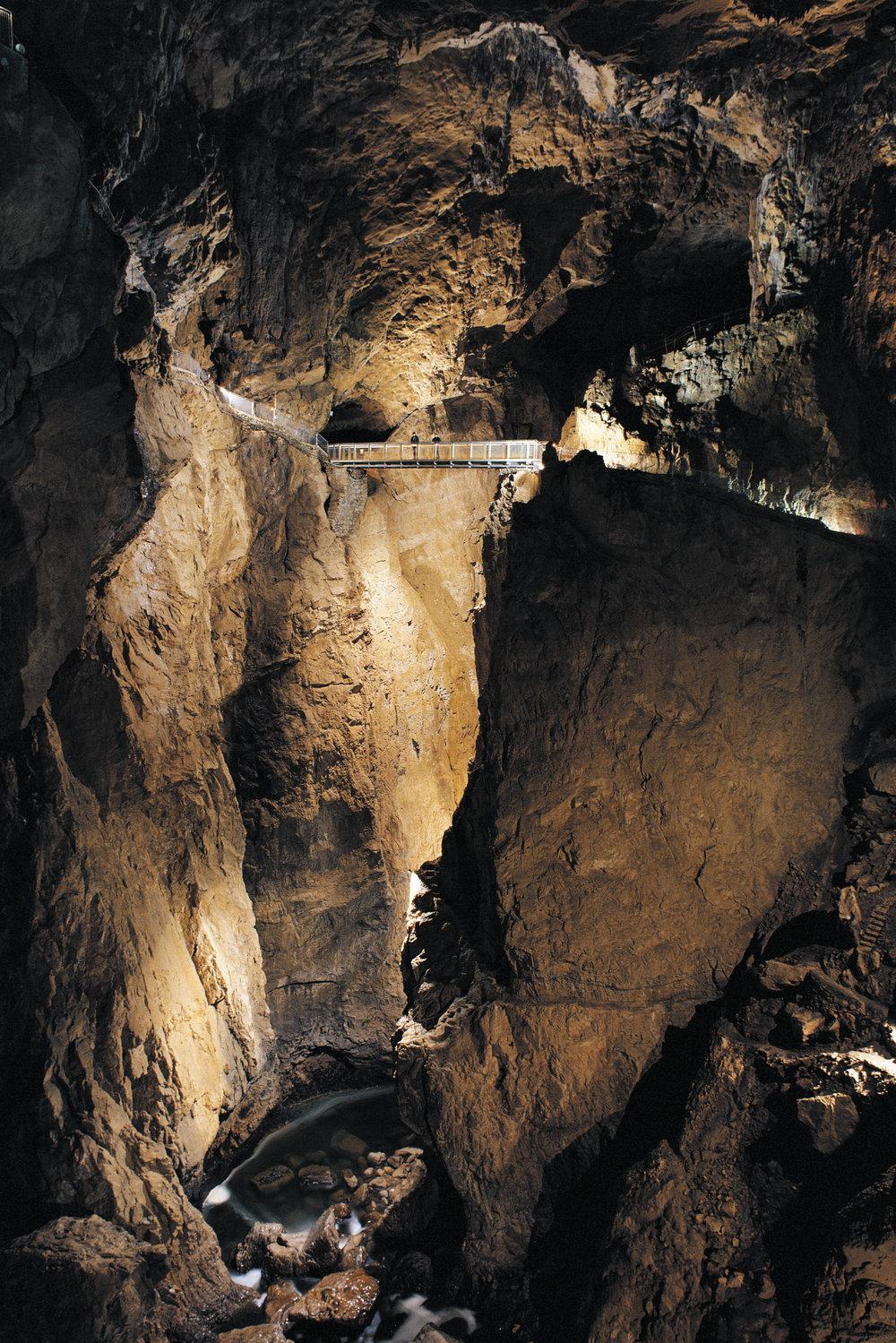 Skocjan Caves - Archives PSJ - Mr. Borut Lozej
