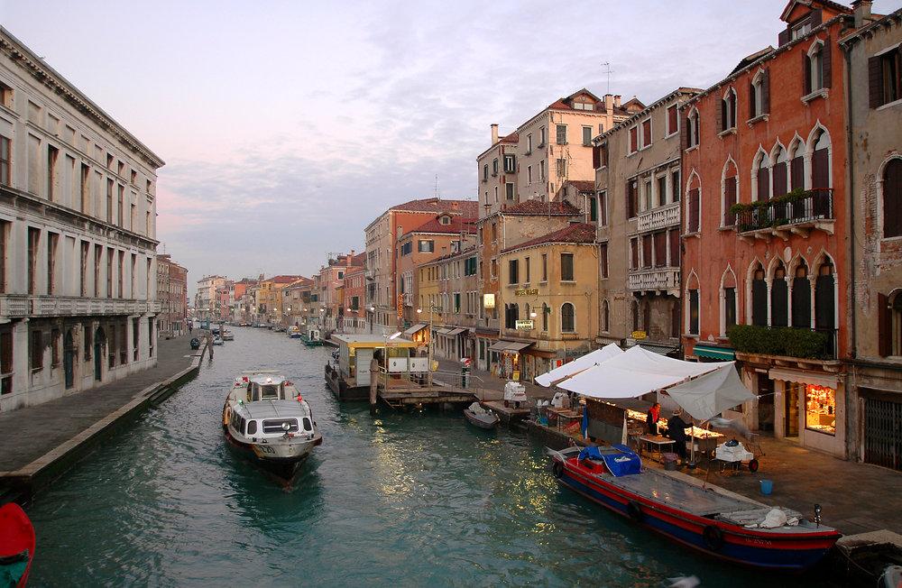 Venetsia, matka
