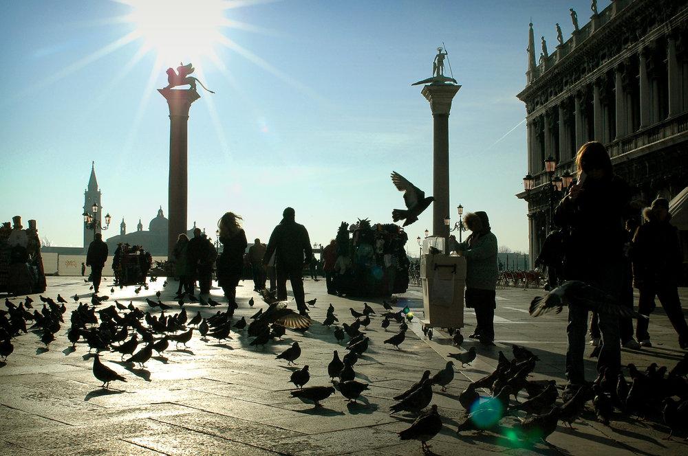 Venetsia, Piazza San Marco