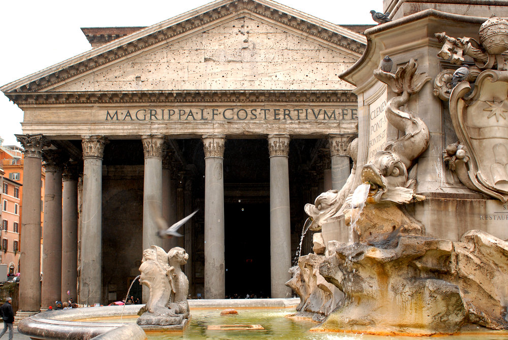 Rooma, Pantheon