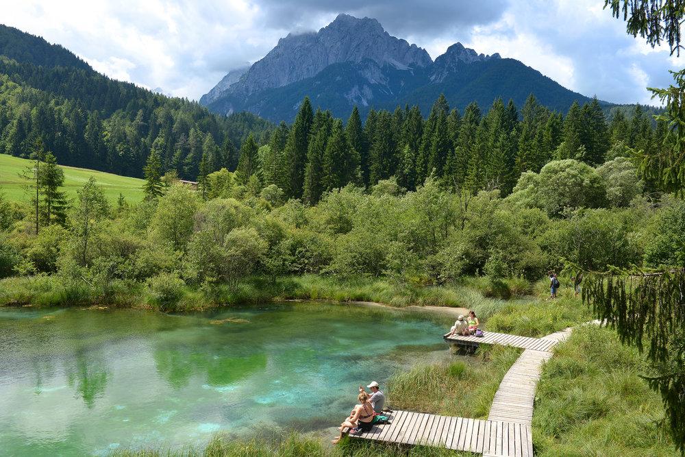 Slovenia, vuoristo