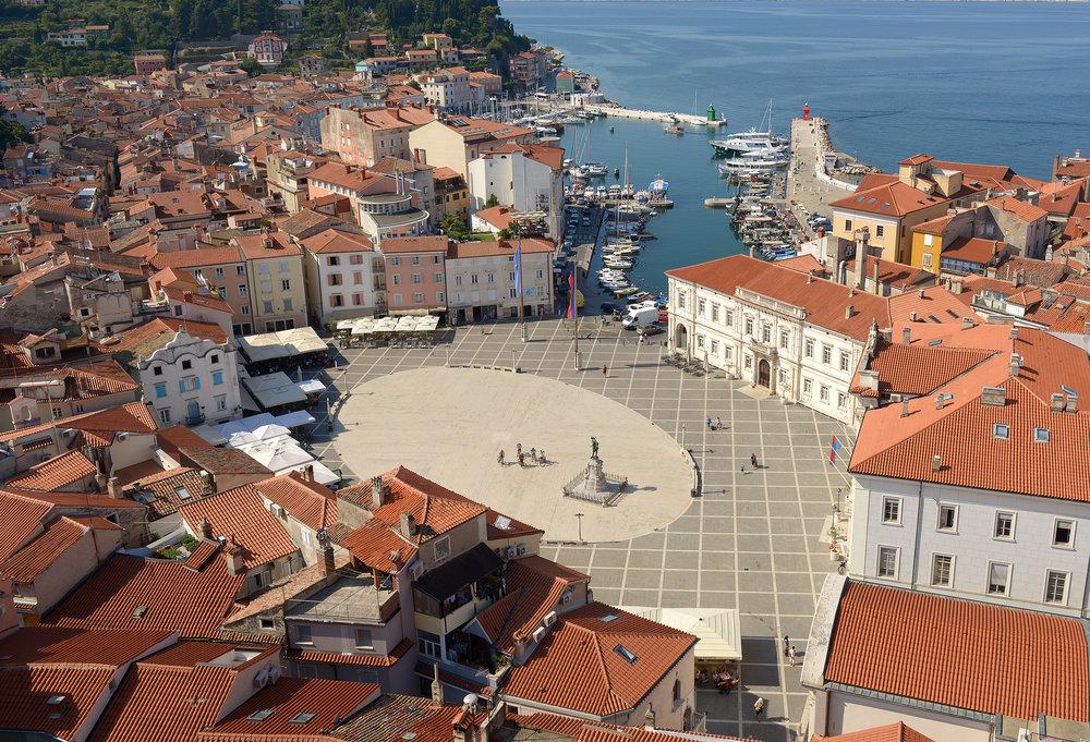 Slovenia, Piran