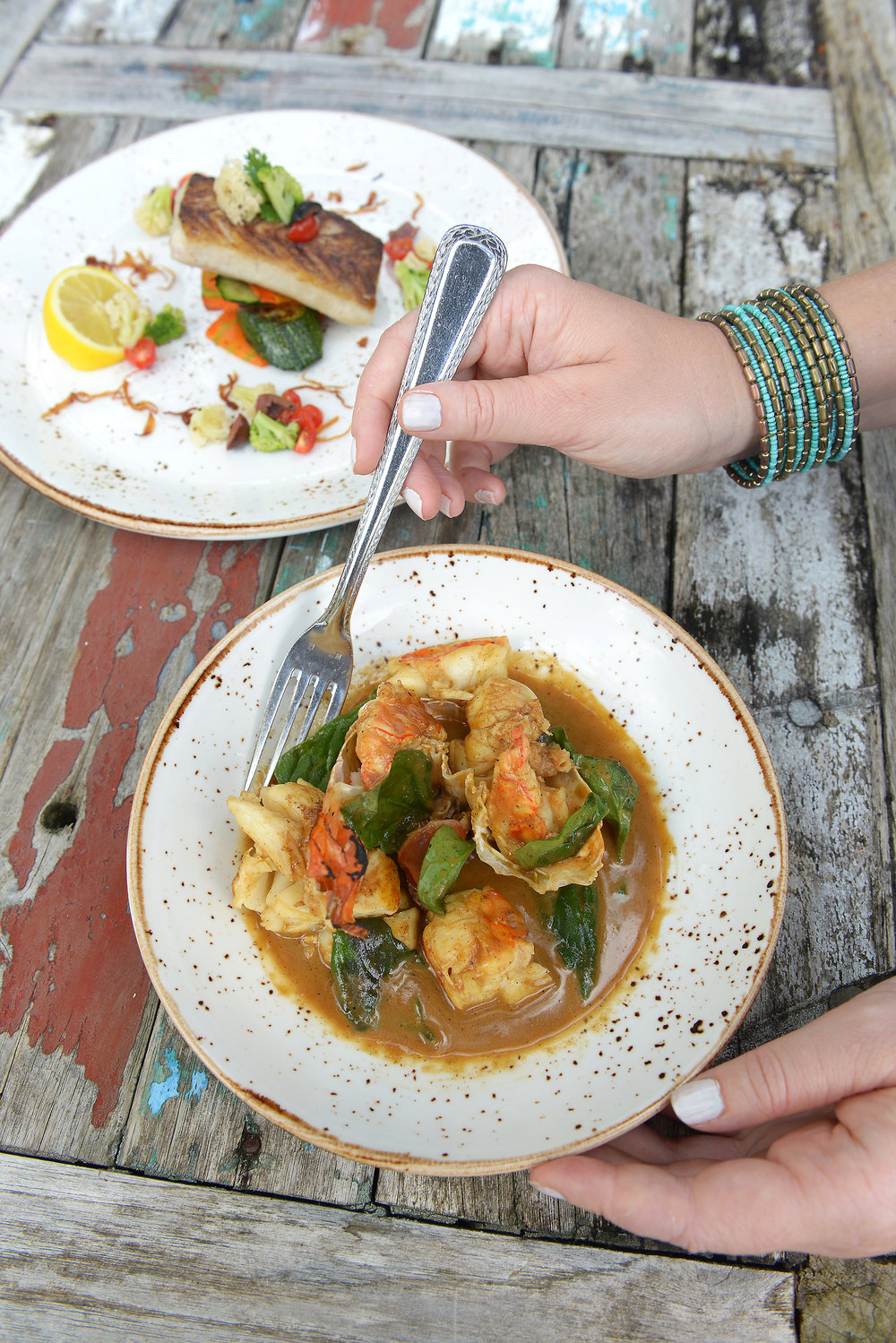 Mauritius, ruoka