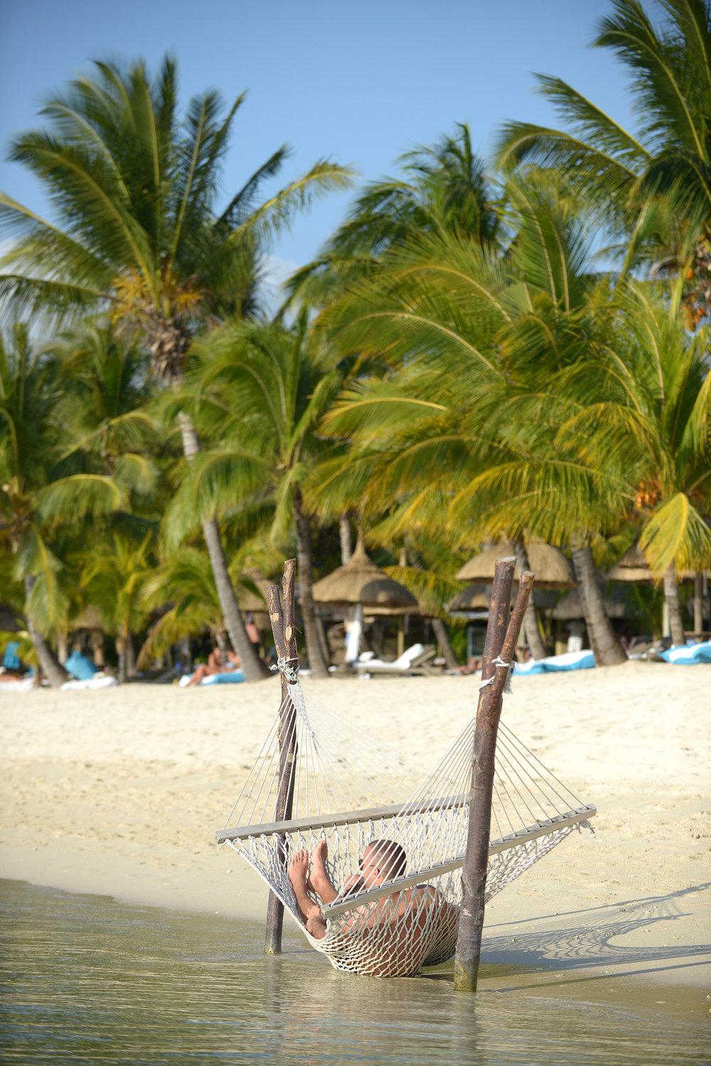 Mauritius, riippukeinu