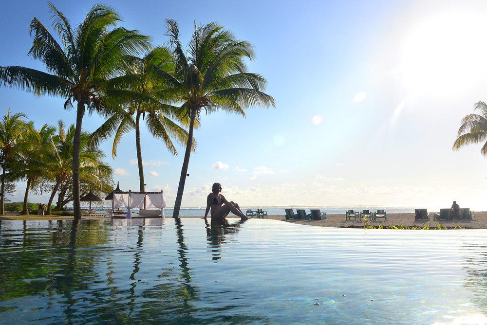Mauritius, hotelli, uima-allas