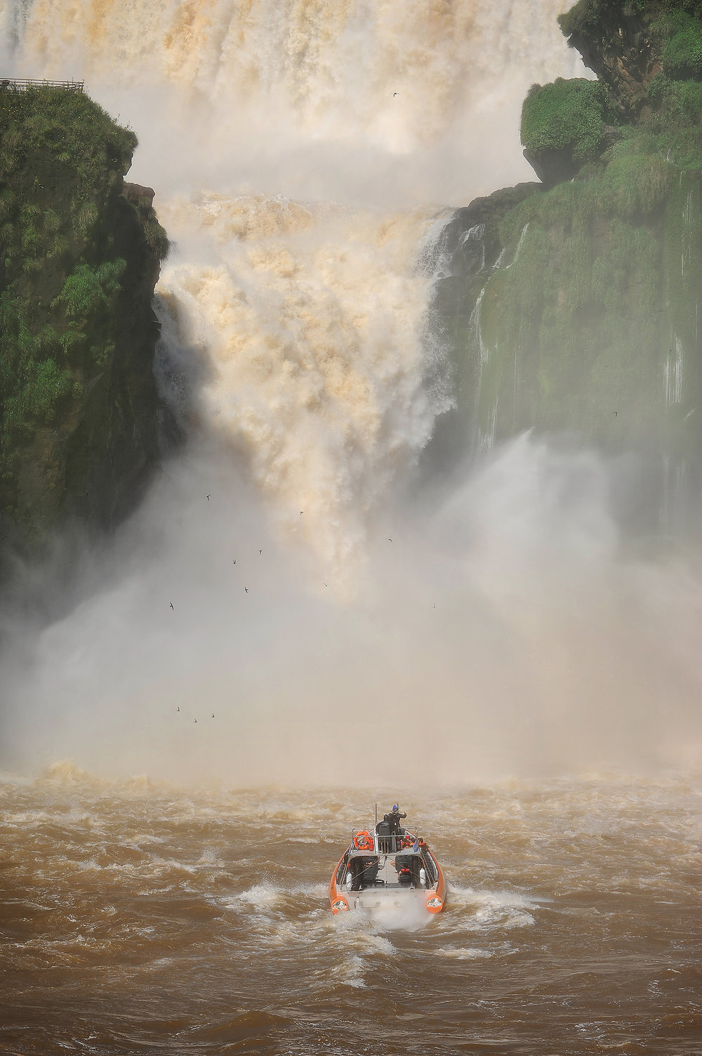 Argentiina, Iguazu, Iguassu, vesiputoukset
