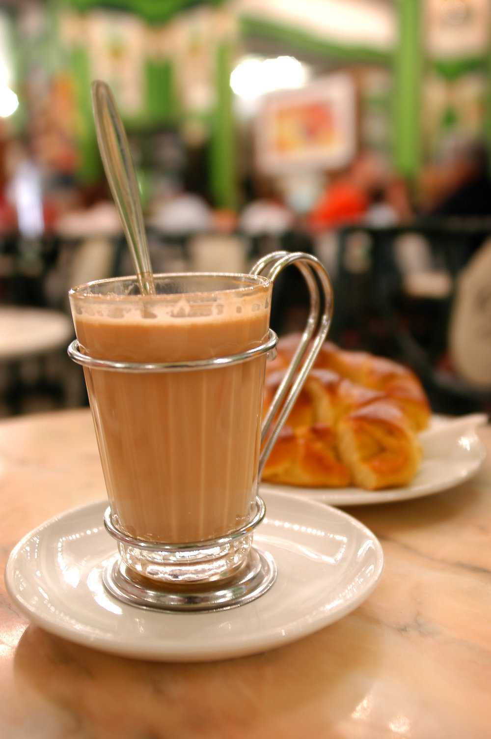 Portugali, Porto, kahvila