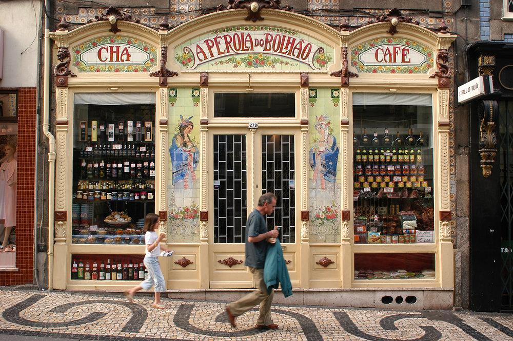 Portugali, Porto, perinnekauppa