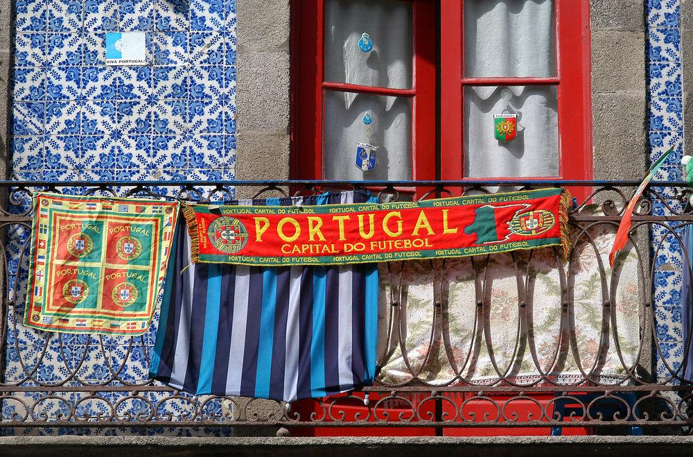 Portugali, Porto, kaakeli