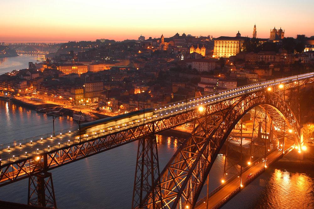 Portugali, Porto, Douro-joki