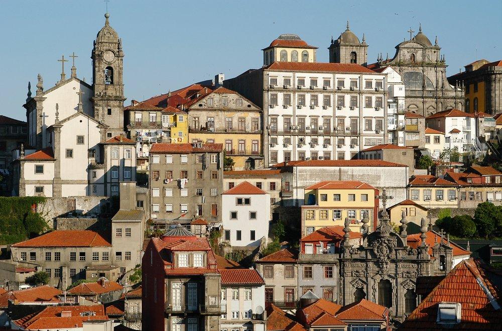 Portugali, Porto, Ribeira