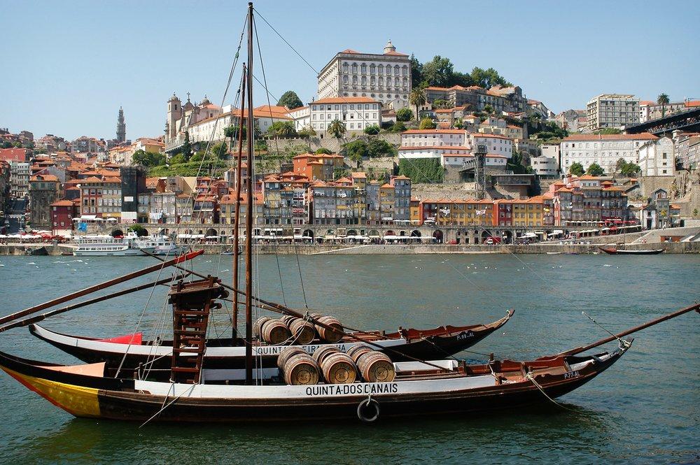 Portugali, Porto