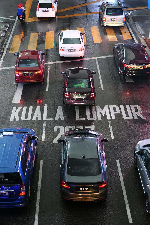 Kuala Lumpur, liikenne