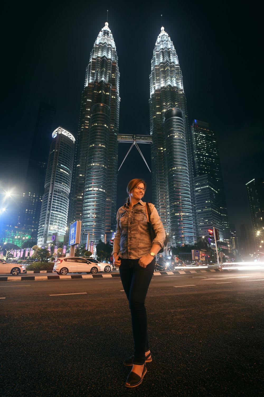 Twin Towers, Mira Jalomies