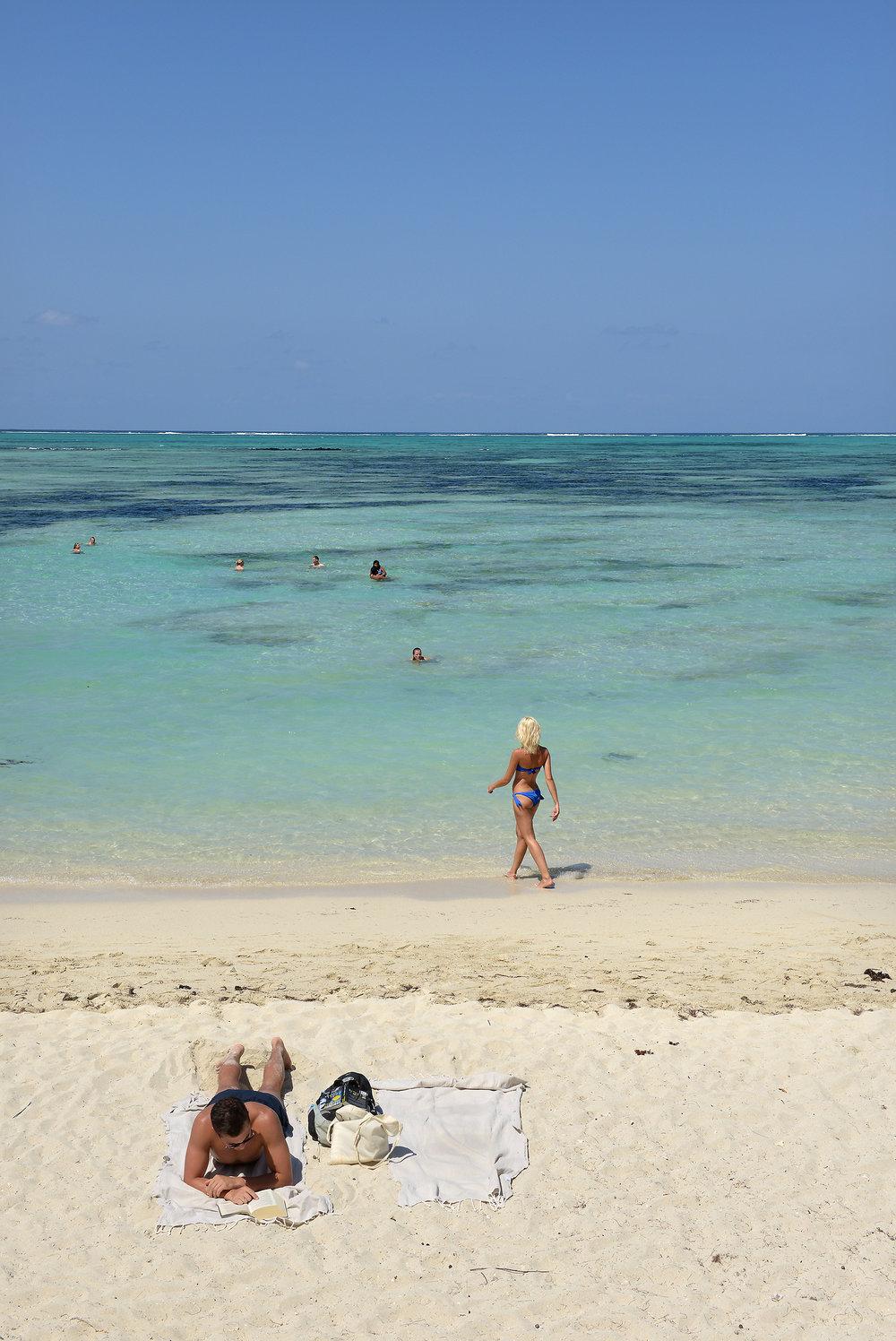 Mauritius, ranta