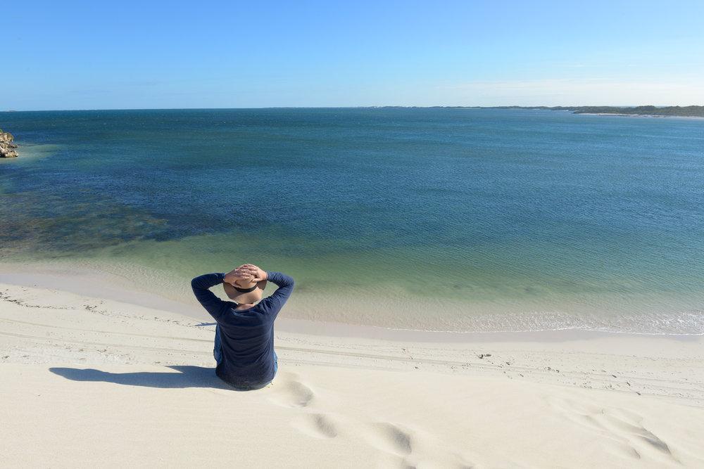 Länsi-Australia, Jurien Bay Sandy Cape